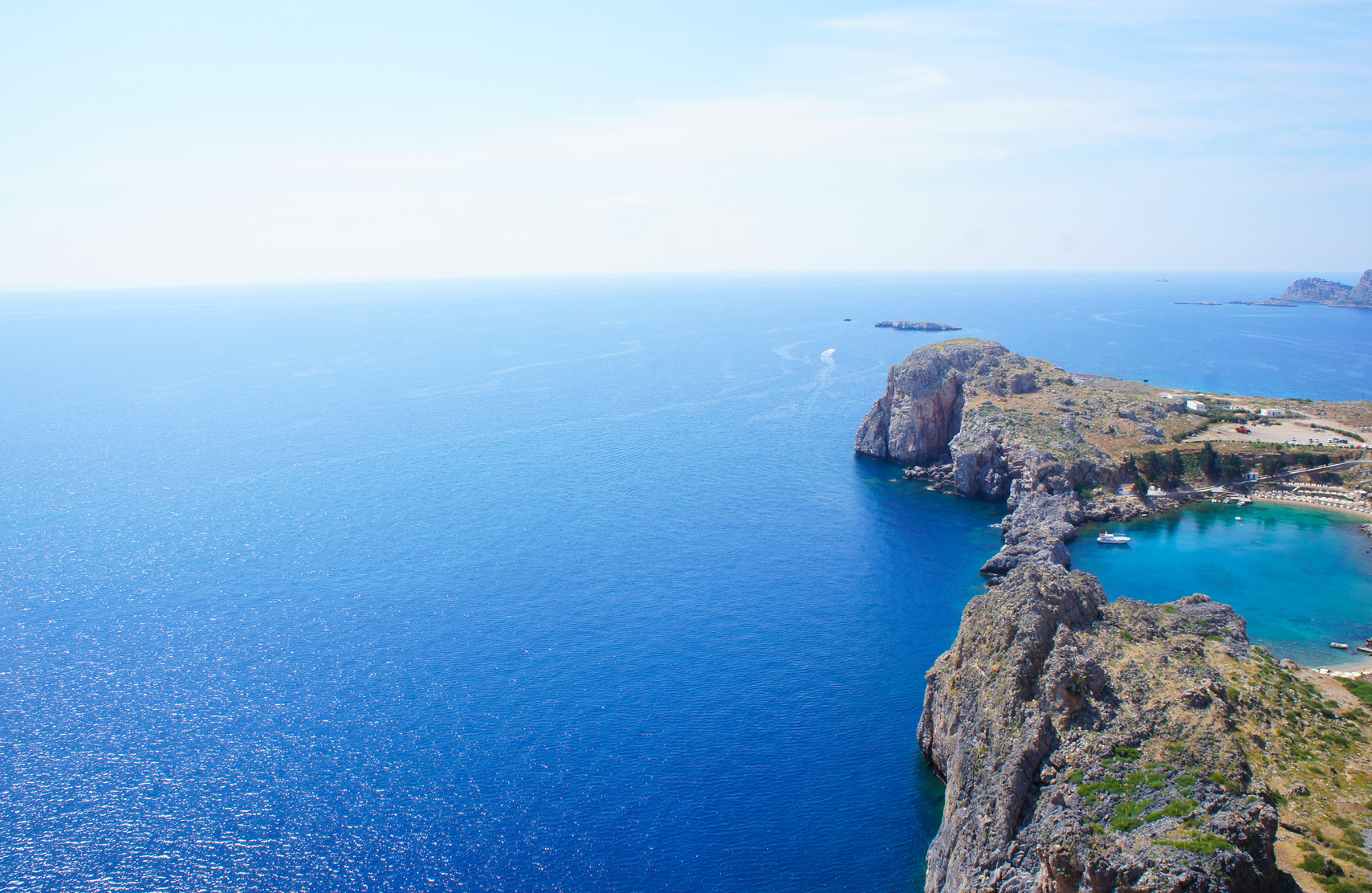 Sailing Greece Boats - sail around the Dodecanese