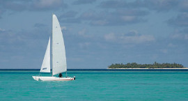 Catamarans and Sailing Boats for charter