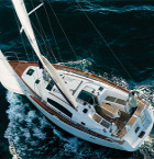 Oceanis 40 for rent